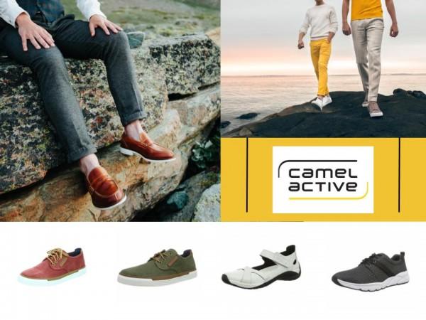 Sommerschuhe von Camel Active: Die neue Kollektion | Schuhe24