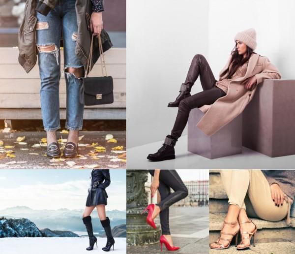 Damenschuhe und Marken für den Mode Winter Unsere