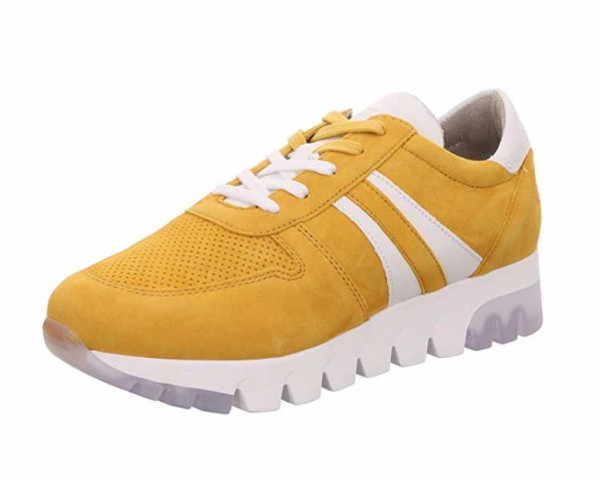 gelbe Stiefel von Tamaris