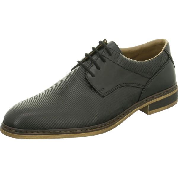 RIEKER Business Schuhe schwarz