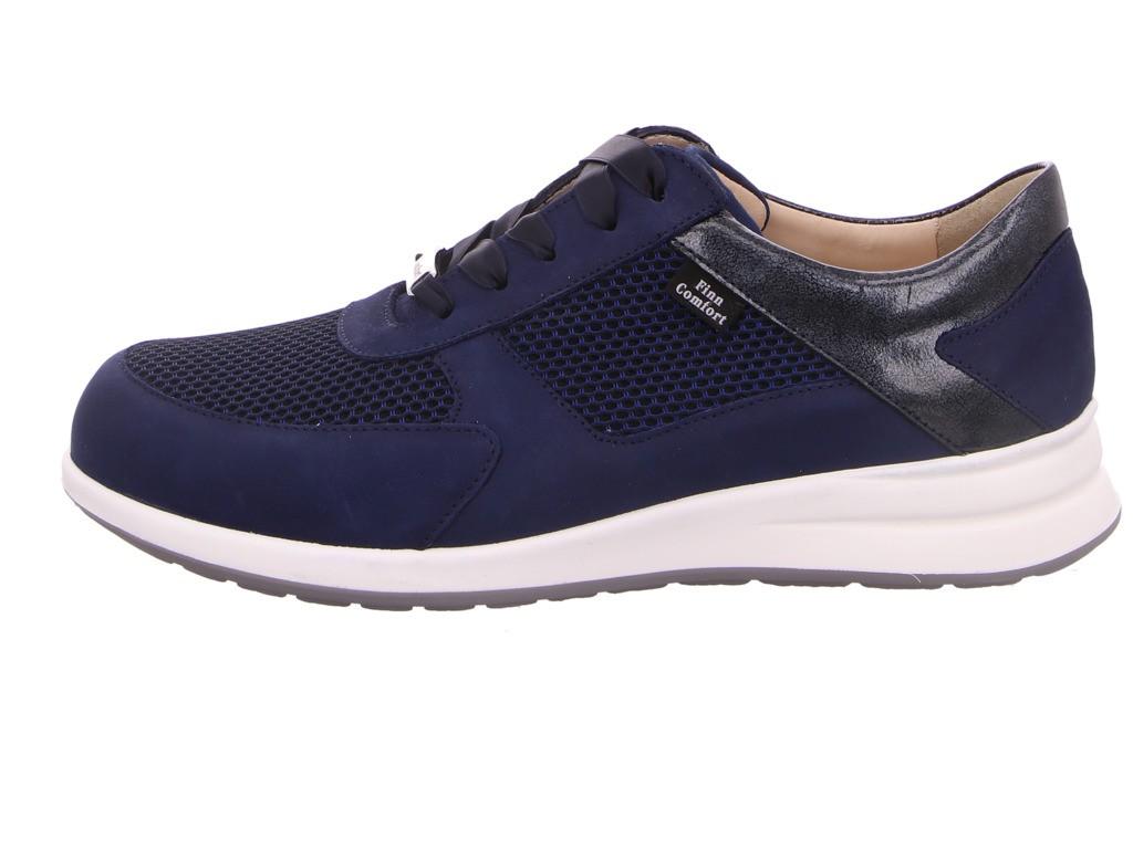 FINN COMFORT    Sneaker blau Corato