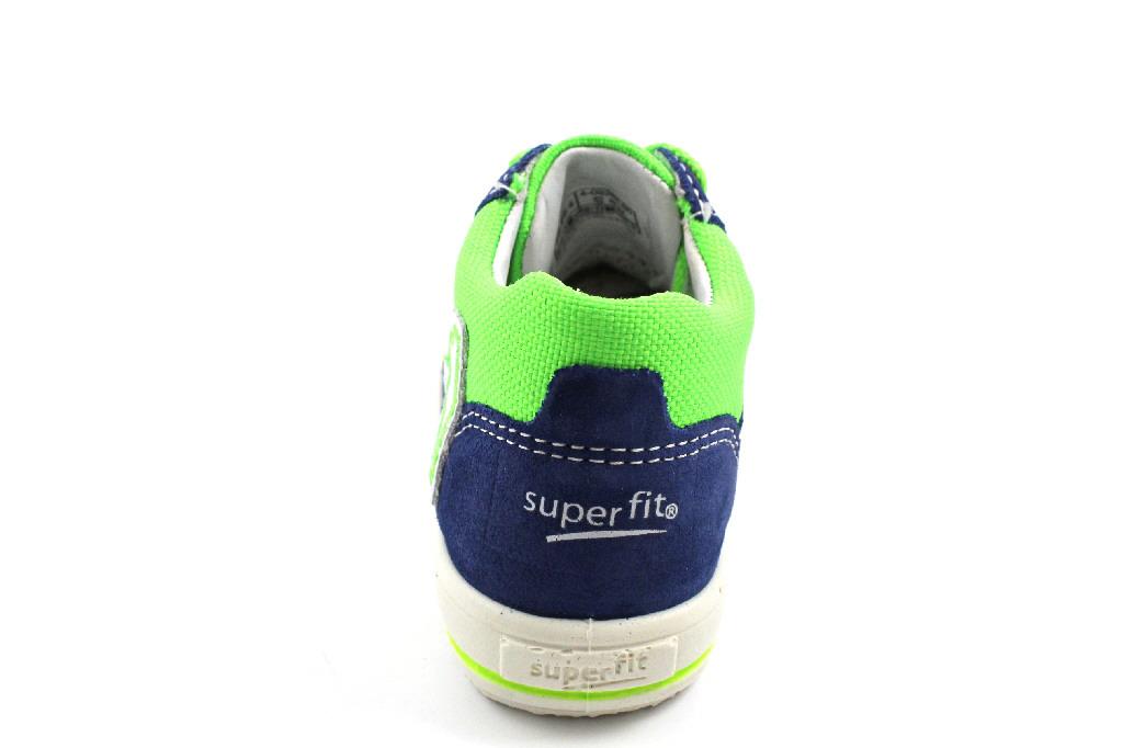 Superfit Halbschuhe Kinderschuhe 0935180 Blau | Kinderschuhe cQ23h