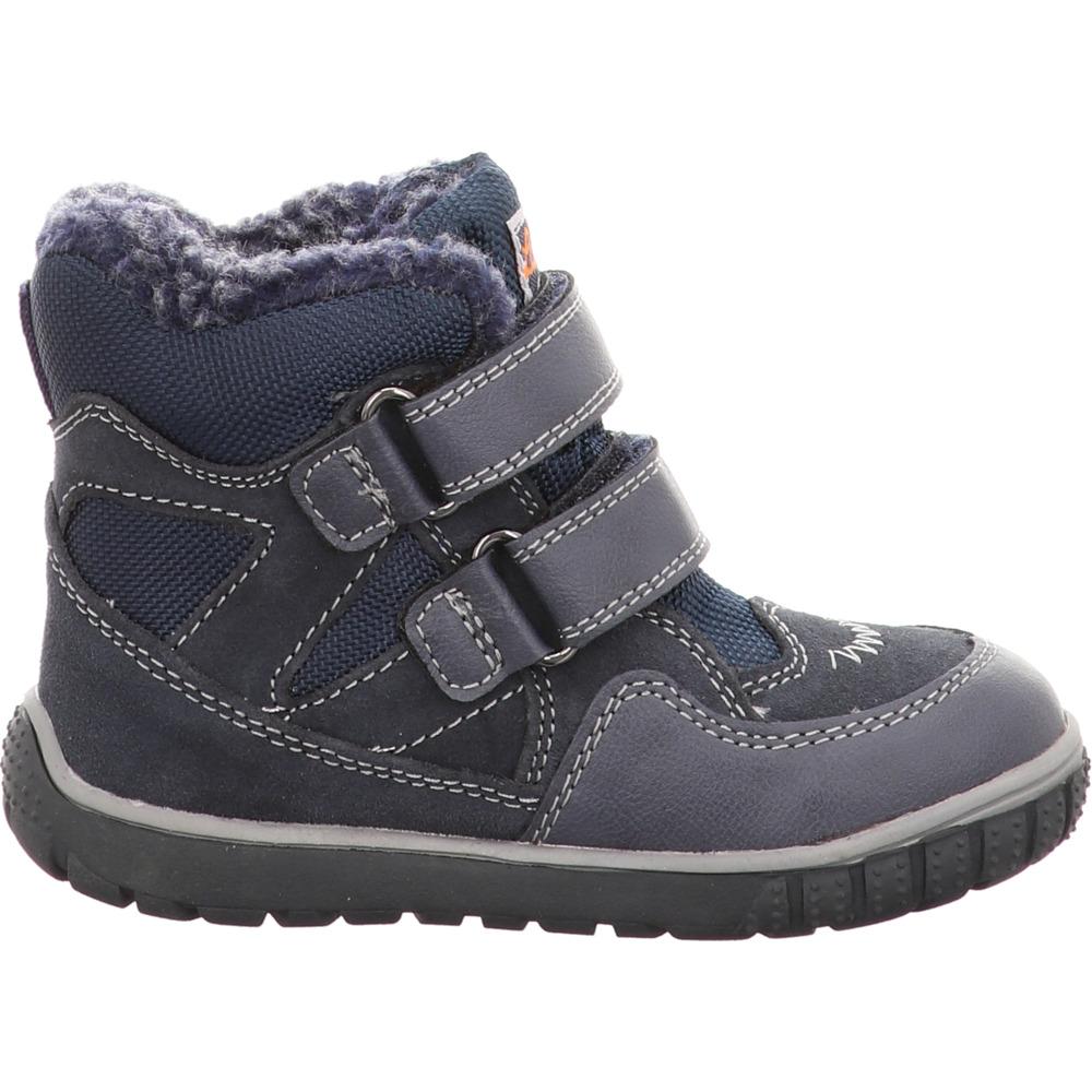Lurchi Stiefel Kinderschuhe 33-14658-22 Blau   Kinderschuhe OvNoe