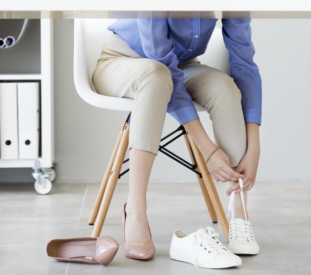Bequeme Damenschuhe und Sneaker für Deinen Laufkomfort