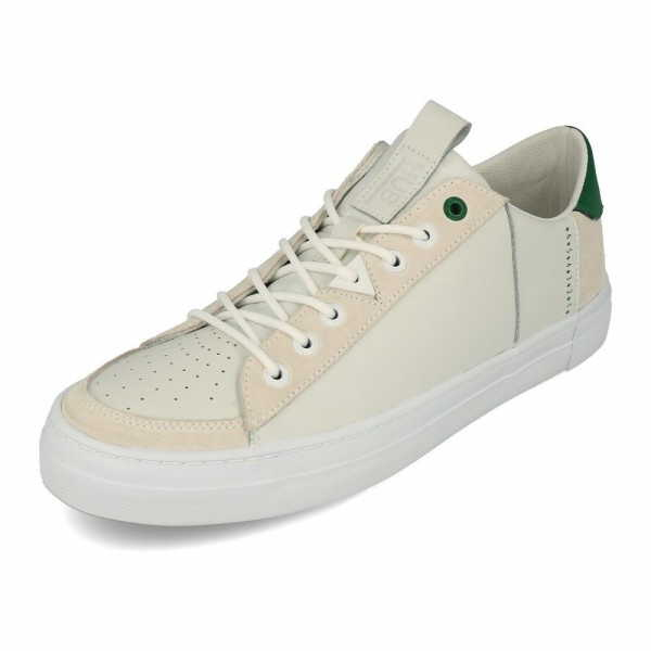 Herren Hub Sneaker weiss Tournament-M 44