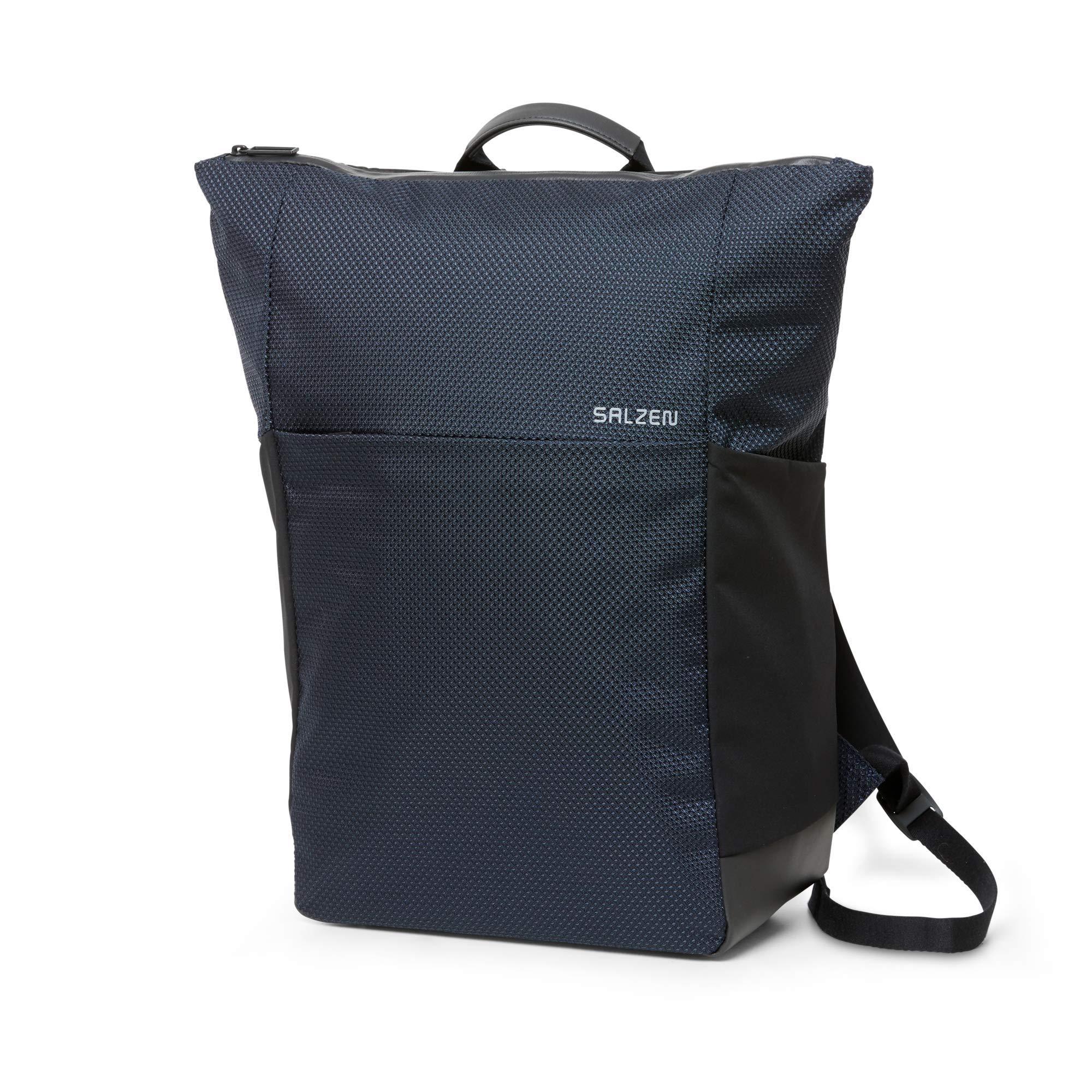 SALZEN Handtaschen Taschen ZEN-PBP-001-389_389 KNIGHT BLU Blau 0Hmpu