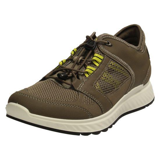 Herren Ecco Sneaker braun 45