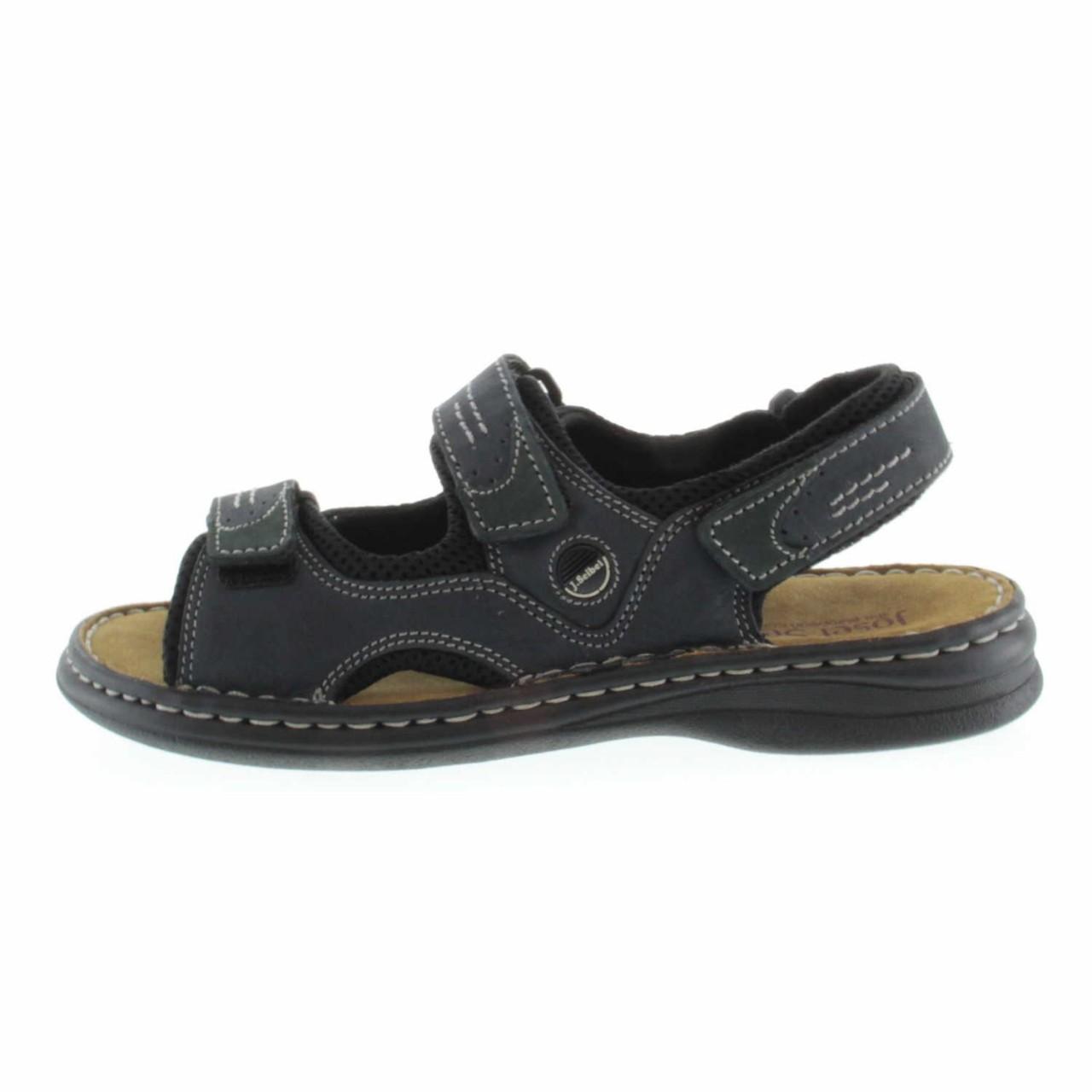 Josef Seibel Sportliche Sandalen blau
