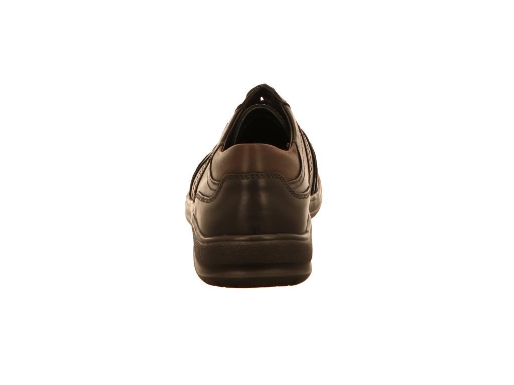 Mephisto Komfort Schnürer Herrenschuhe Edward black 11900/11951 Schwarz | Herrenschuhe ke4K8