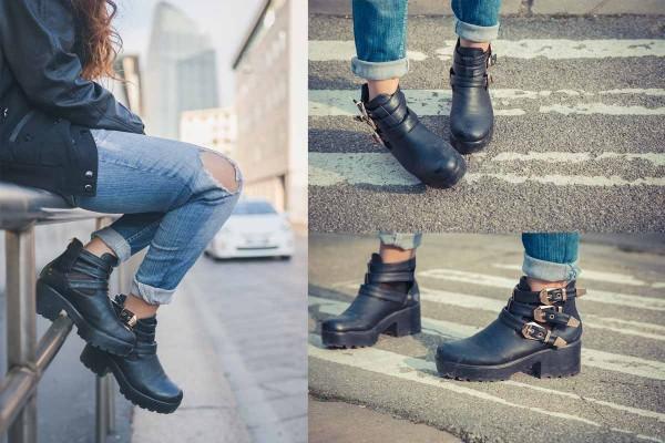 lowest price c62d3 83392 Biker Boots: Rock-Chic der 90er Jahre | Schuhe24