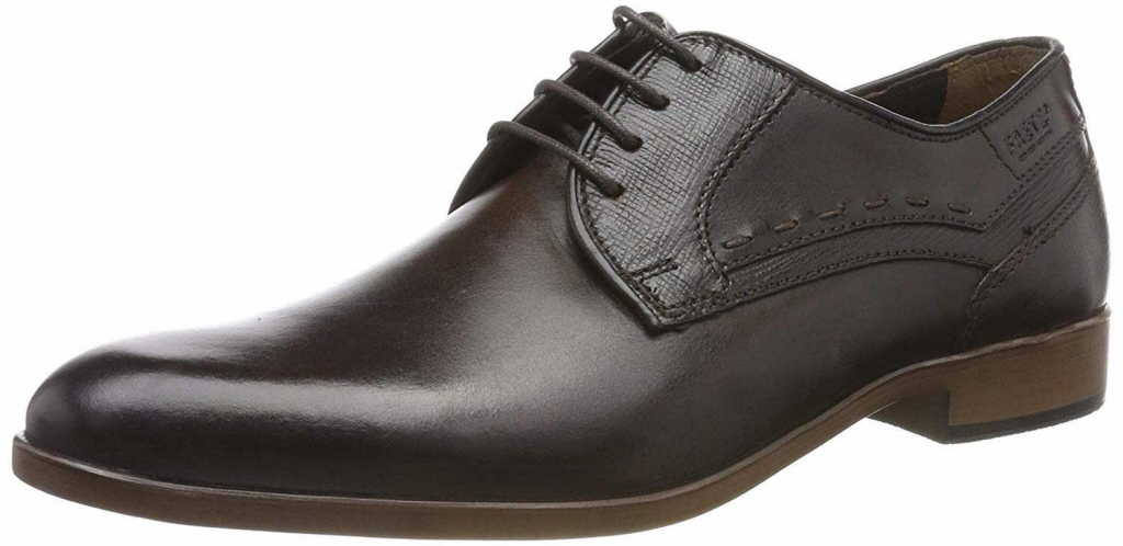 Herren Fretz Men Business Schuhe braun 40,5