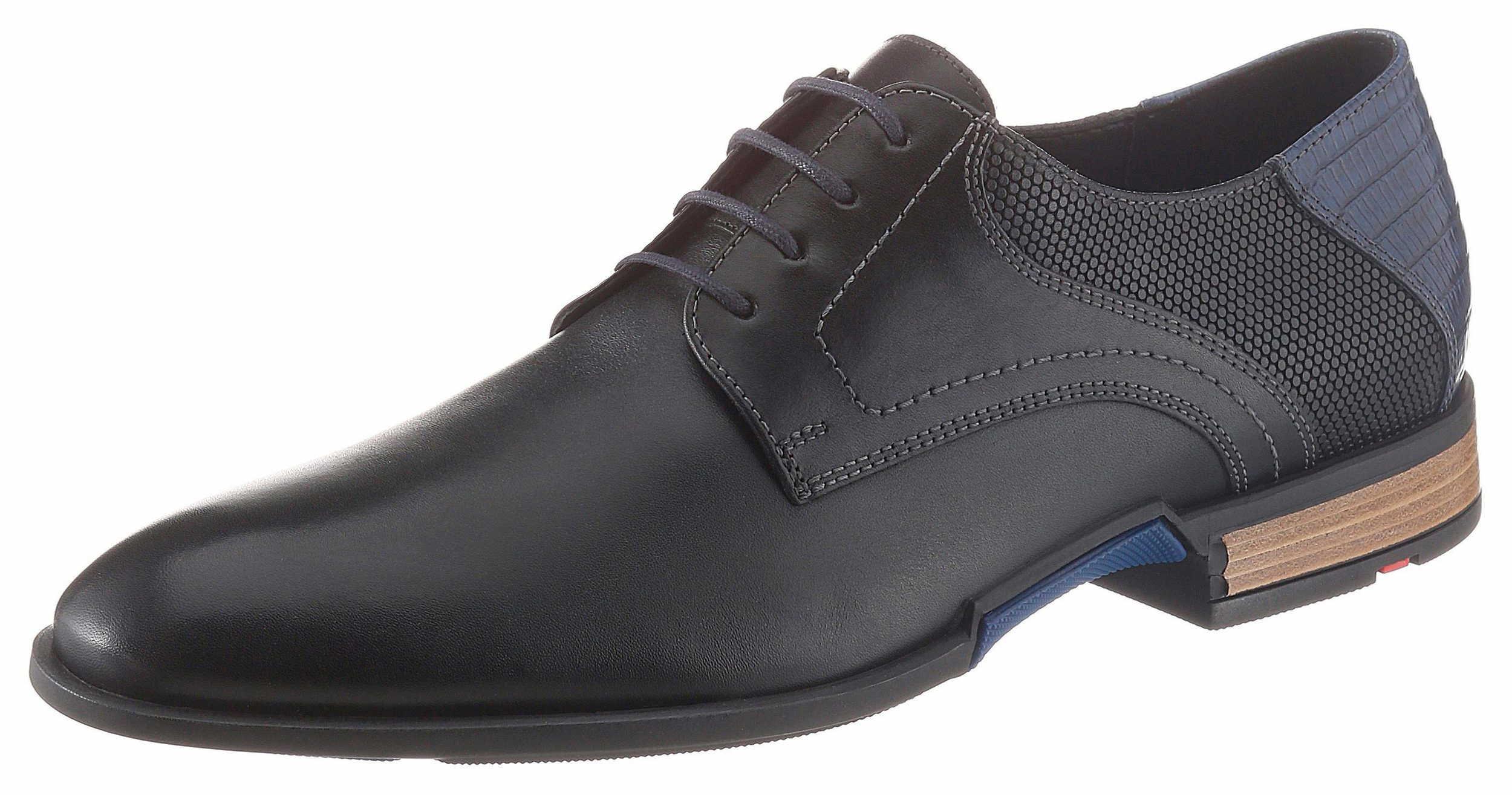Herren Lloyd Business Schuhe blau 48