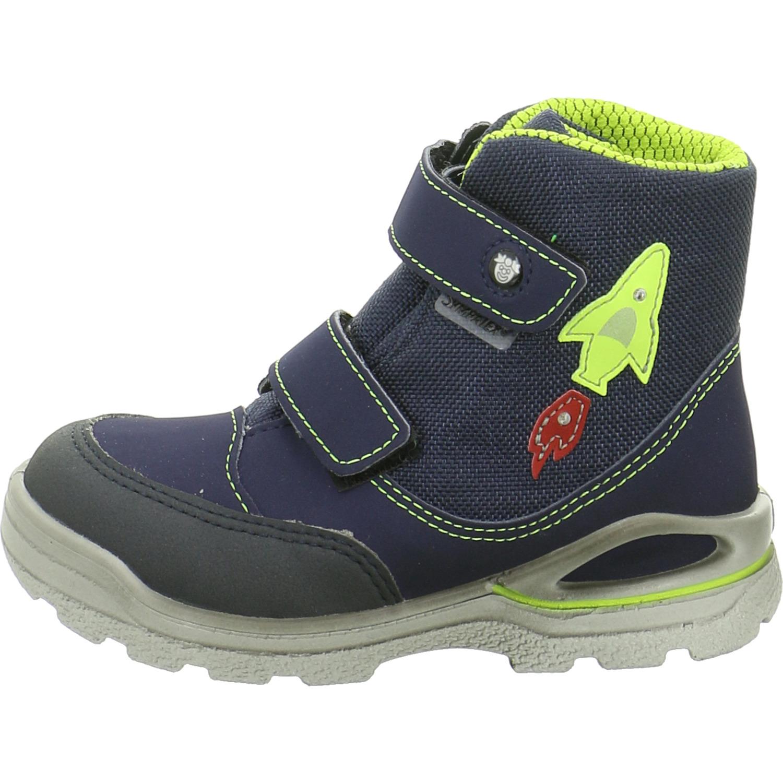 Ricosta Stiefel Kinderschuhe 68 3930700/177 -W- Blau | Kinderschuhe P1cQn