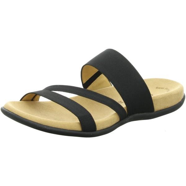 Gabor Sandalen schwarz