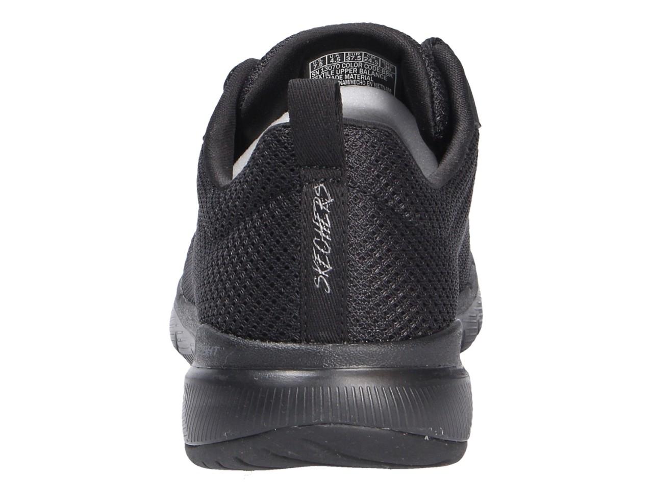 Skechers Sneaker Schwarz