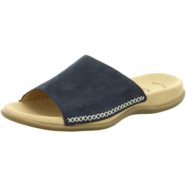 Gabor Sandalen blau