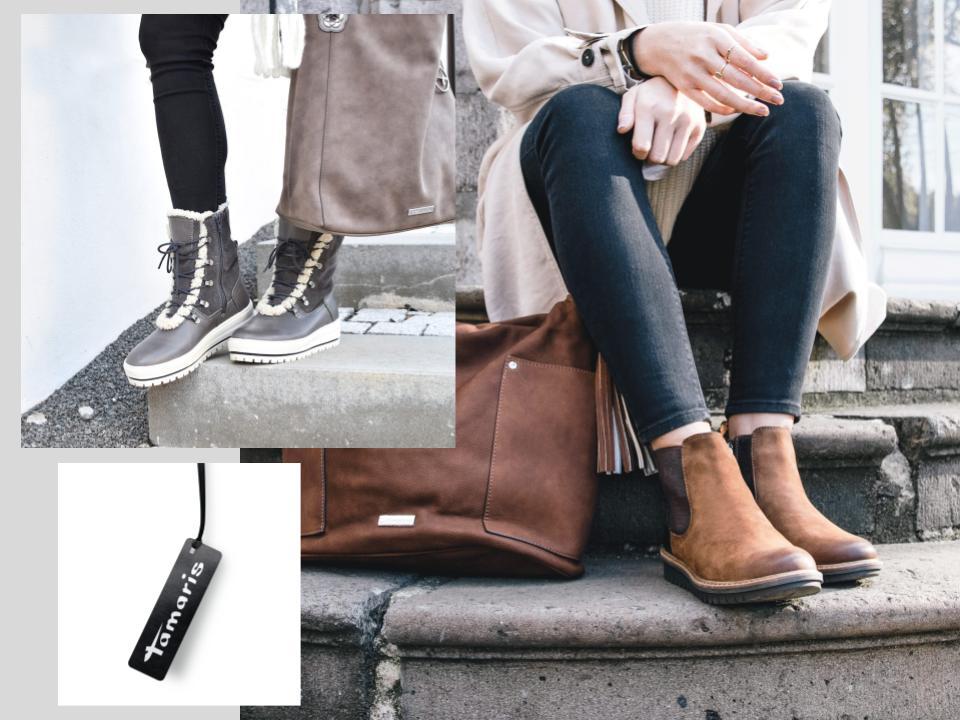 separation shoes e8621 c2693 Stylisch durch den Winter: Schuhe und Stiefeletten von ...