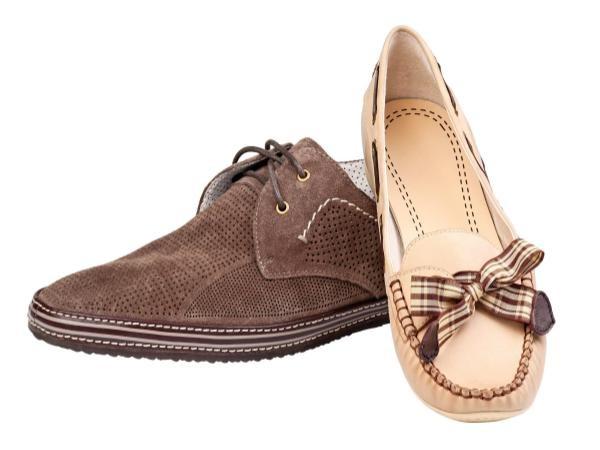 Schöne und bequeme Schuhe mit Komfort alles auf einen