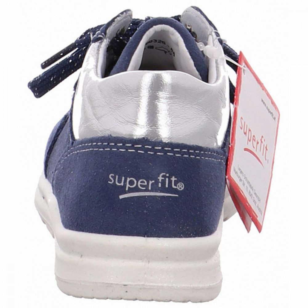 Superfit Halbschuhe Kinderschuhe 2-00326-88 Blau | Kinderschuhe R5RL5