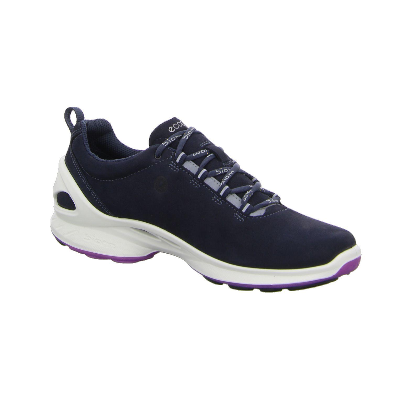 Ecco Sneaker Herrenschuhe 837533/02058 02058 Blau | Herrenschuhe mvn9X