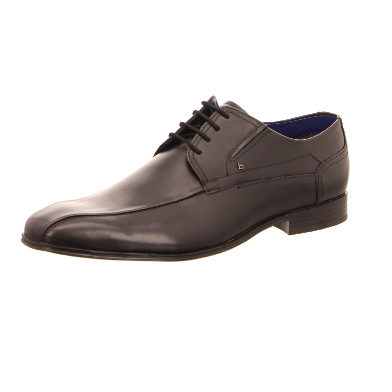 Herren Bugatti Business Schuhe schwarz 48