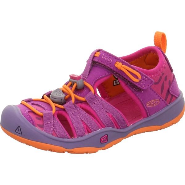 best sneakers afb20 e92e3 Keen Mädchen Sandalen lila/pink purplewine/nasturtium Nylon/Ne