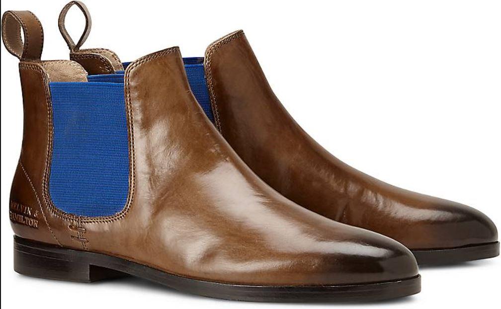 100% authentic bbbd1 8e6dd Chelsea Boots - zeitlose Klassiker: Trendy, farbig und ...