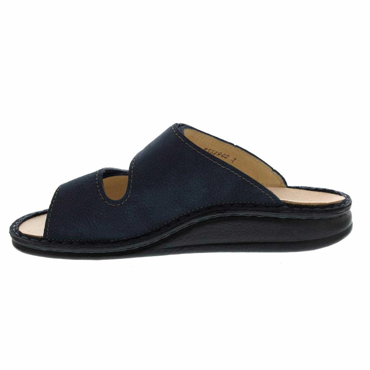Finn Comfort Pantoletten blau Riad