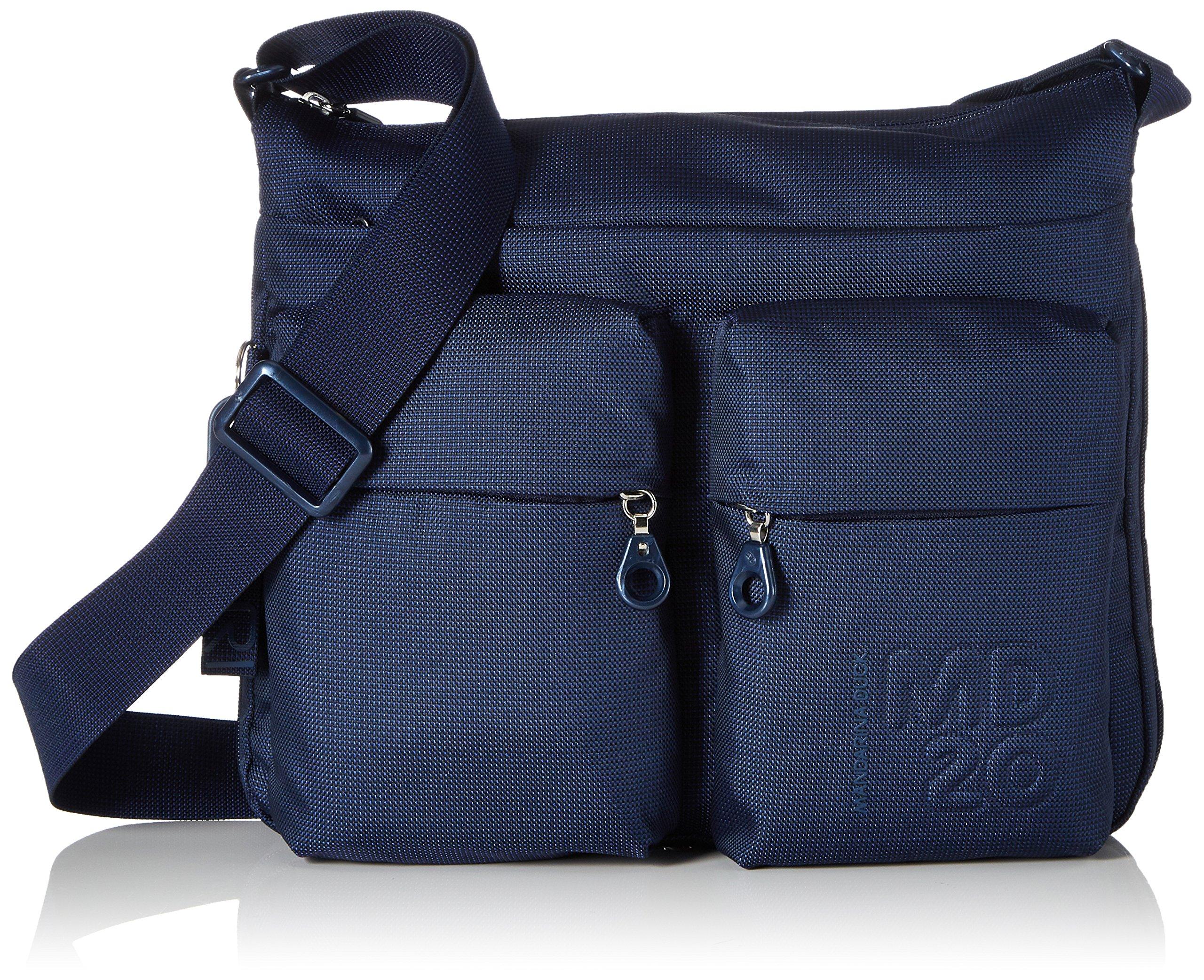 Mandarina Duck Handtaschen Taschen P10QMTX6_08Q dress blue Blau bh2TX