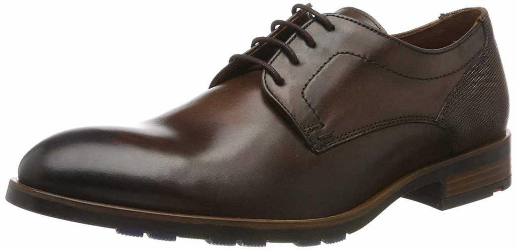 Herren Lloyd Business Schuhe braun 44,5