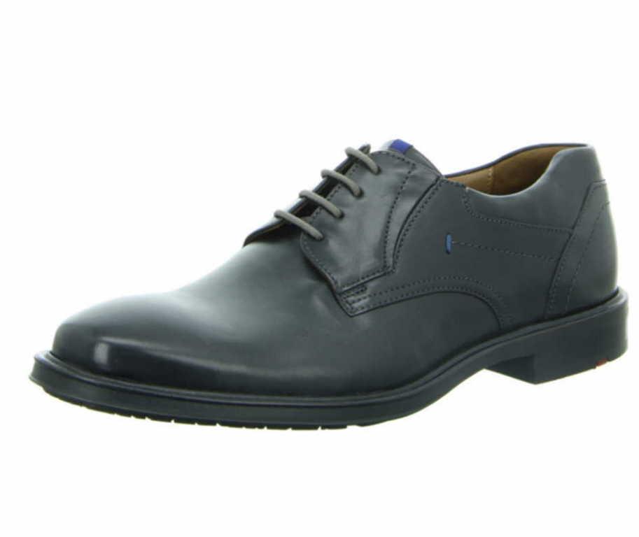 Herren Lloyd Business Schuhe schwarz KOS 42