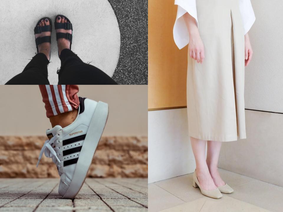 4f0b7ad5cd Das sind die Top 5 Schuh Trends für den Frühling und Sommer 2019