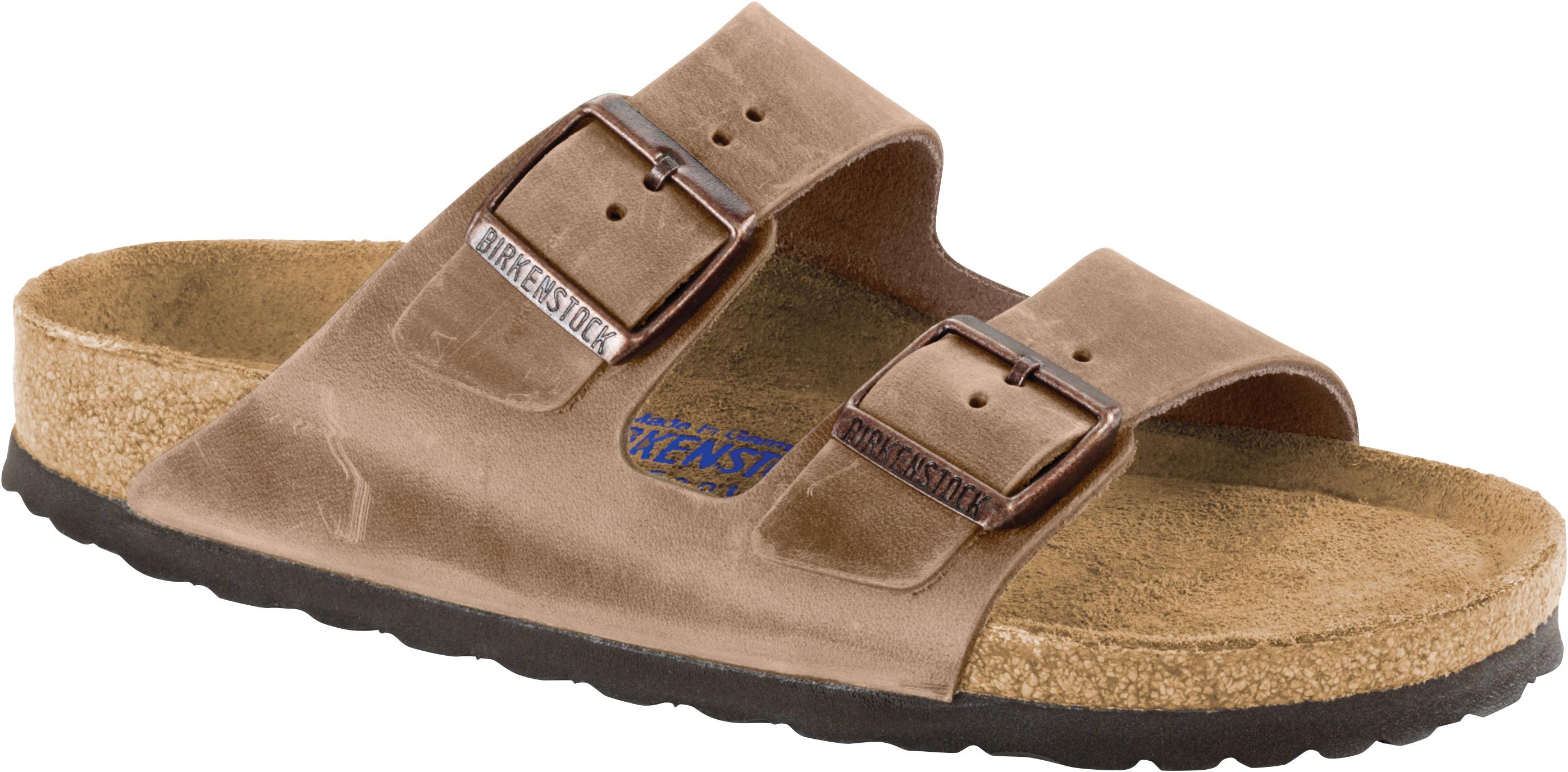 Herren Komfort Sandalen von Birkenstock braun   4052001263553