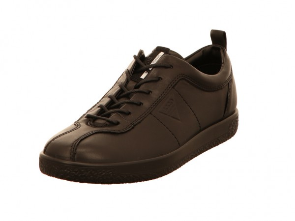 ECCO Sneaker schwarz SOFT 1 LADIES