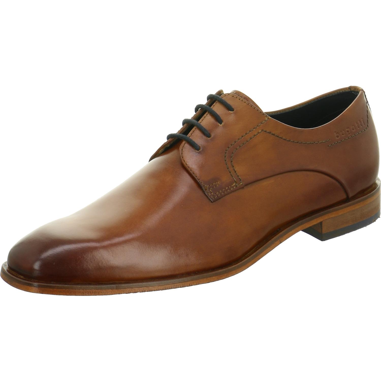 Herren Bugatti Business Schuhe braun 43