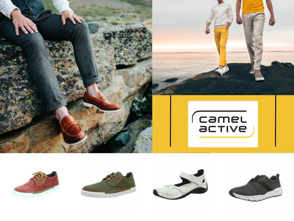 ad0419d0070900 Camel active Frühjahr Sommer 2018 – Purismus meets Qualität