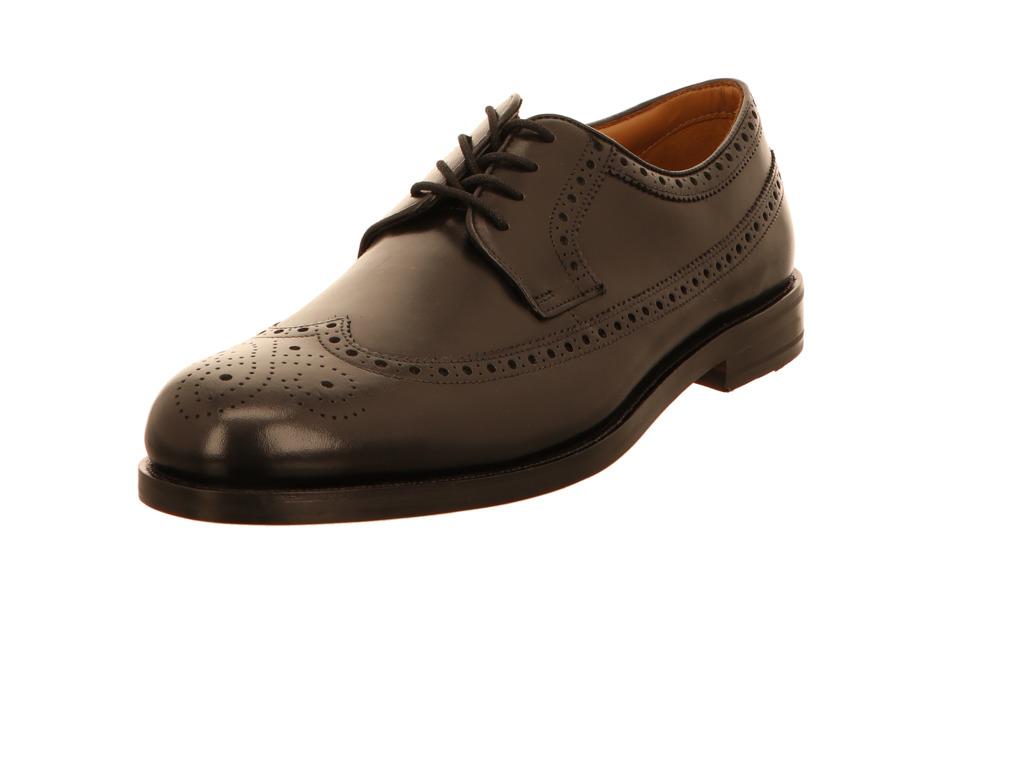 Herren Clarks Business Schuhe schwarz MENS 48,5