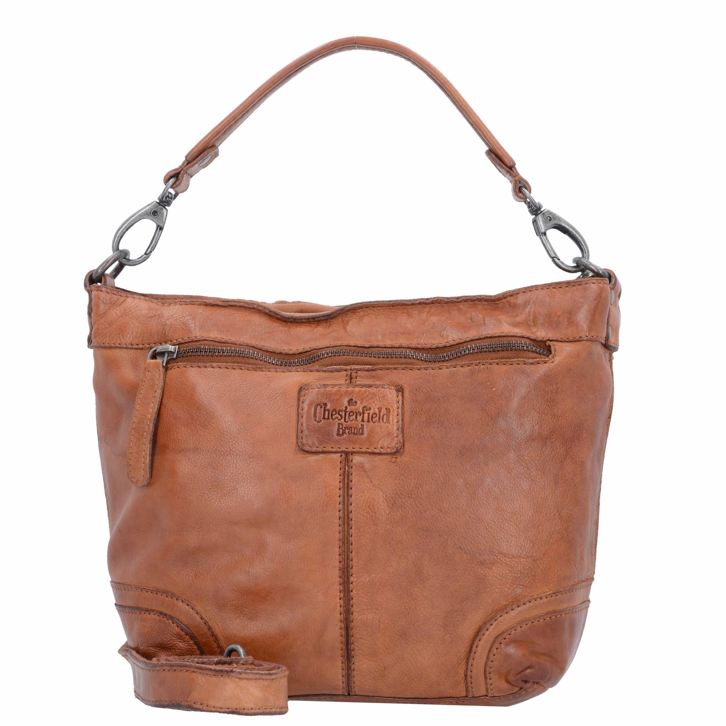 The Chesterfield Brand Handtaschen Taschen C48.0918_31 COGNAC Braun 5E5Gw