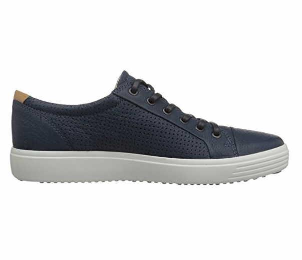 Ecco Sneaker Herrenschuhe 430104/02058 02058 Blau | Herrenschuhe ALYNt