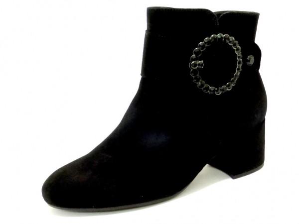 Damenschuhe Gabor Stiefeletten schwarz 91-694-17   Schuhe24 10aef5a396