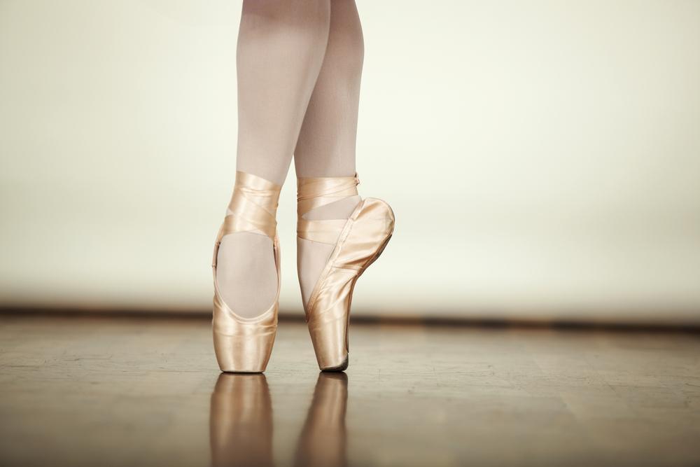 Ballerinas-Tanzerin