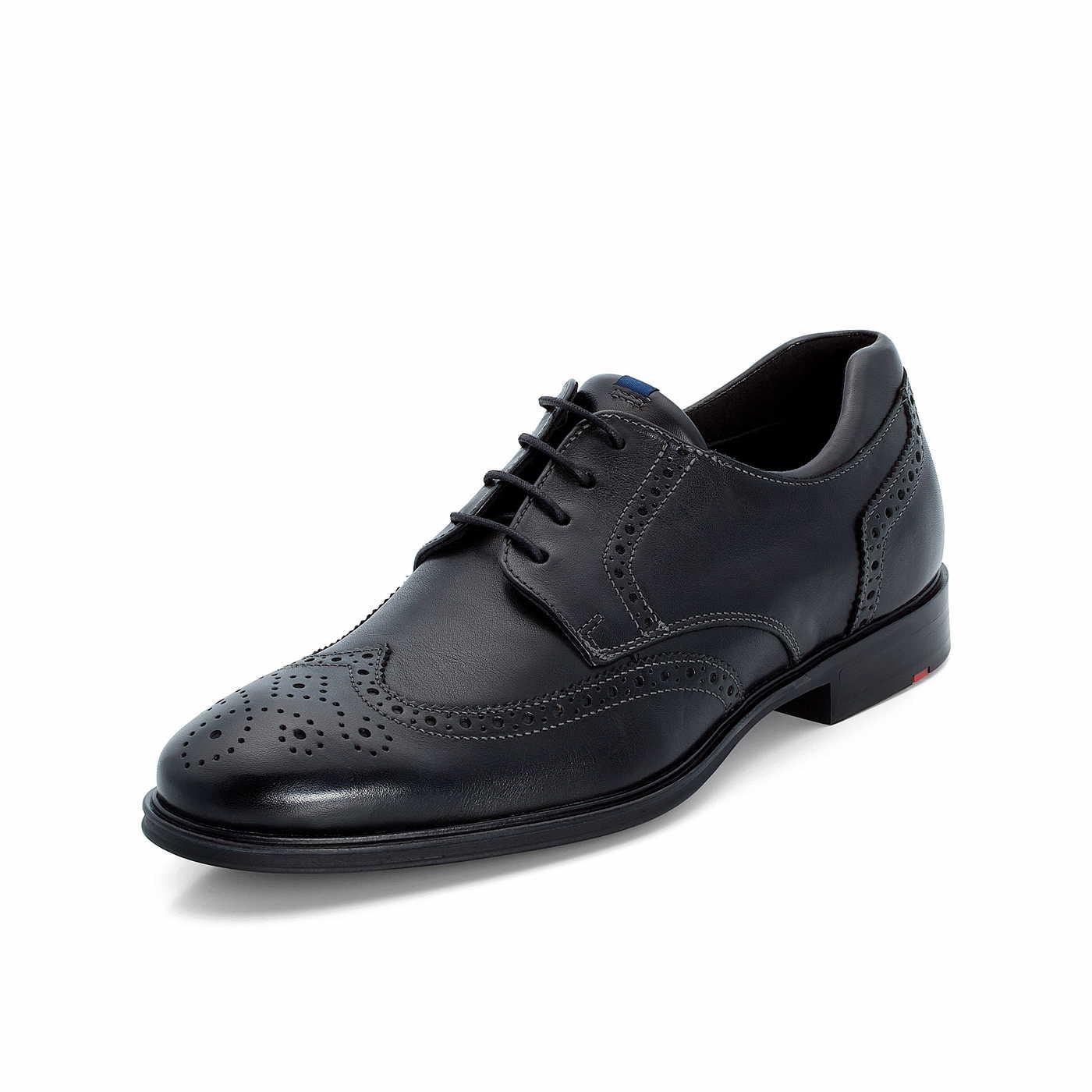 Herren Lloyd Business Schuhe schwarz 47