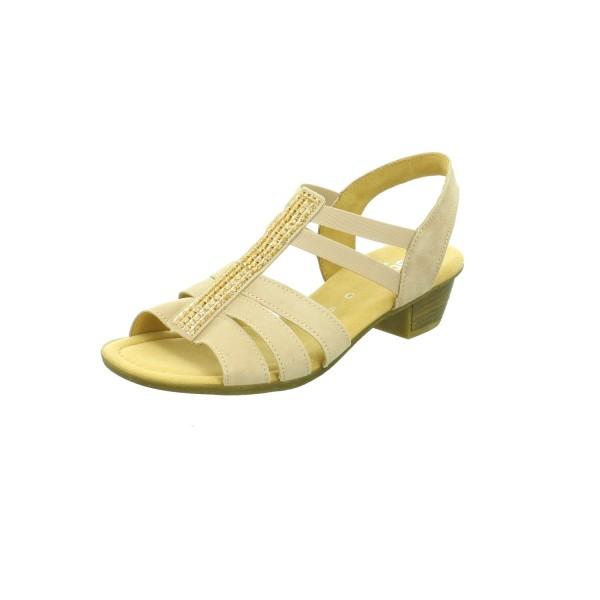 GABOR Klassische Sandalen beige
