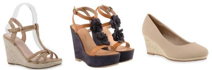 buy online 0338f 61b35 Wedges und Wedge Schuhe | Schuhe24