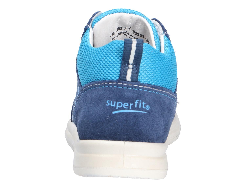 Superfit Stiefel Kinderschuhe 2-00323-88 88 Blau | Kinderschuhe aqddn