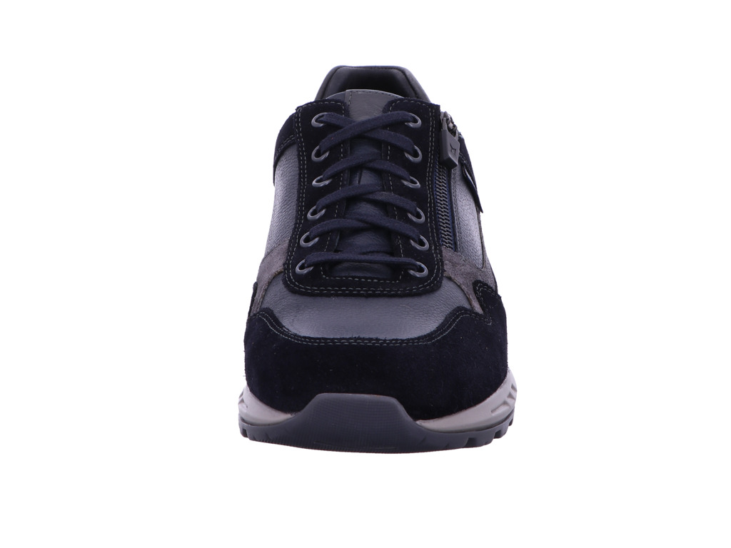 Mephisto Sneaker Herrenschuhe BRADLEY 3055/1545/11752 Blau | Herrenschuhe 3Dlia
