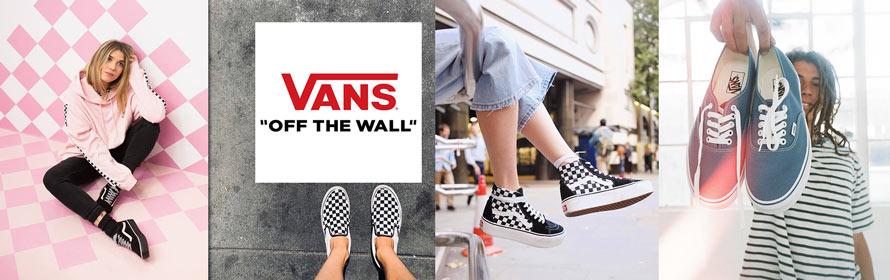 Vans Schuhe in großer Auswahl günstig online kaufen | Schuhe24