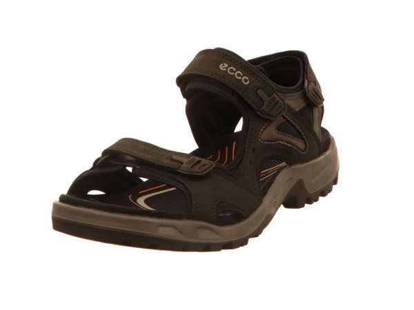 ECCO Komfort Sandalen braun ECCO OFFROAD