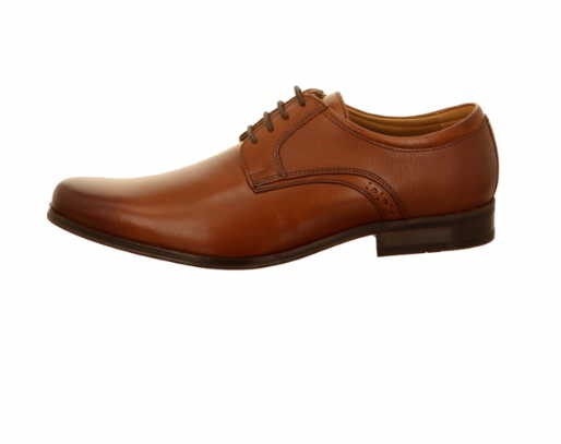 Digel Business Schuhe braun Steel