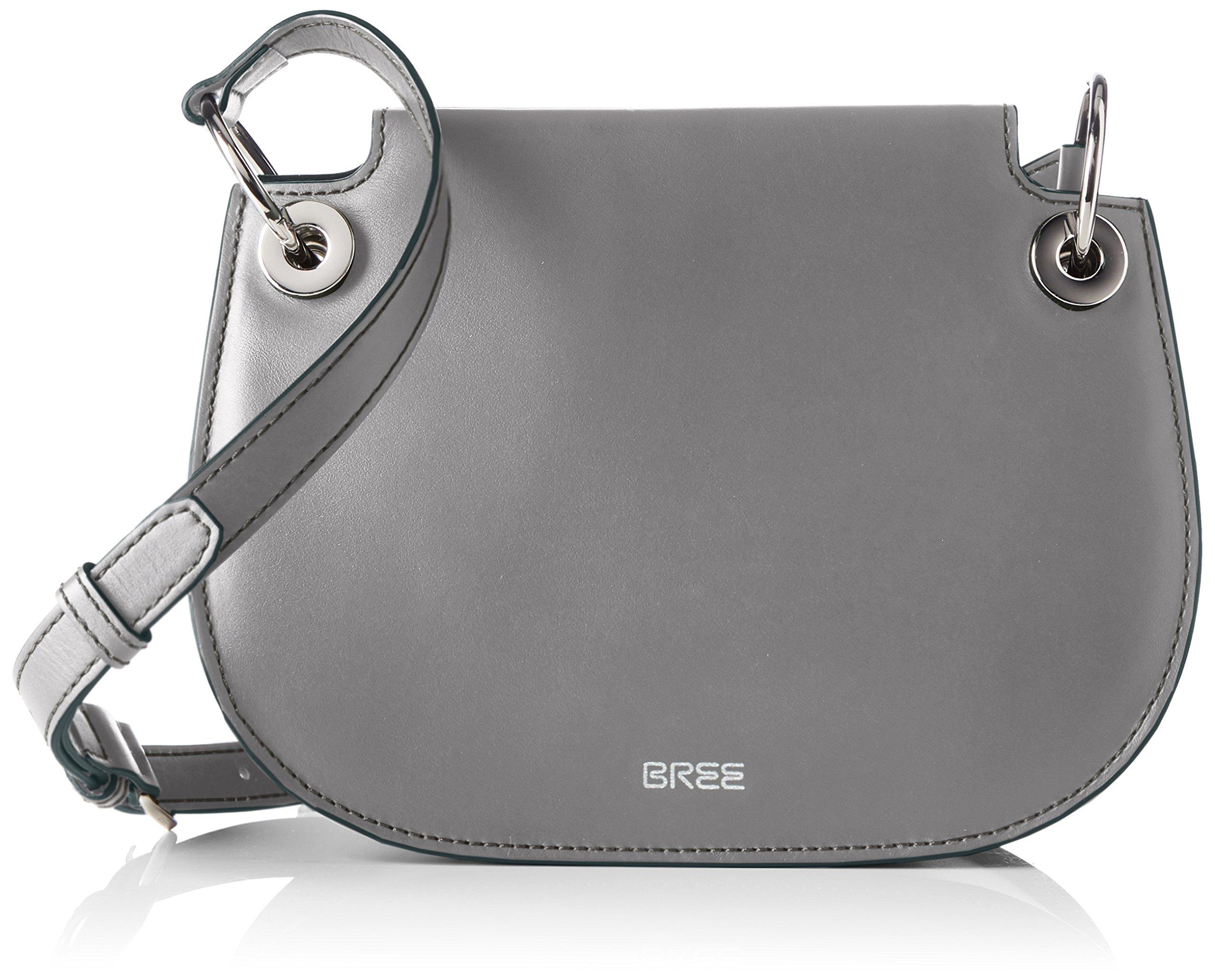 Bree Handtaschen Taschen 357***006_960 dark grey Grau Y7d3d
